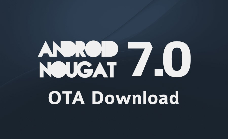 Android Nougat OTA