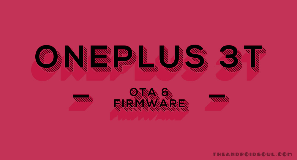 oneplus-3t-firmware-ota-download
