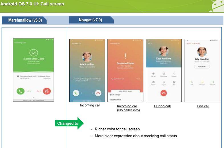 call-screen