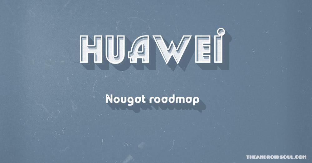 huawei-nougat-roadmap