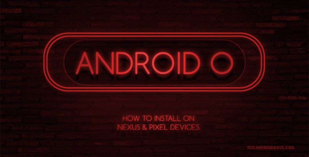 android O installation guide