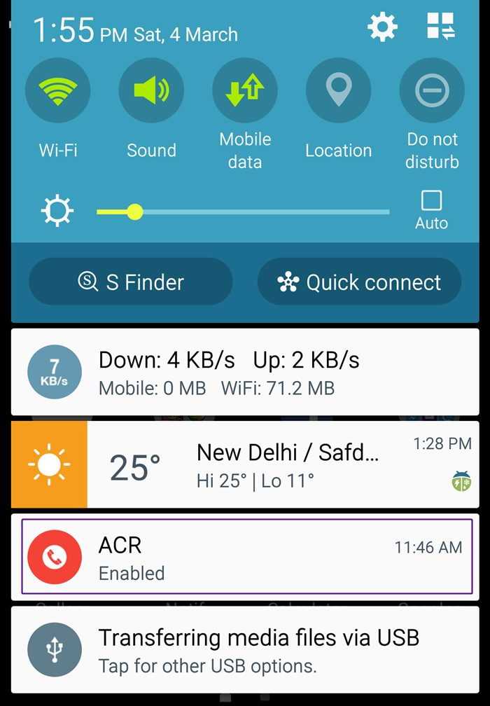 How to record calls on android phone