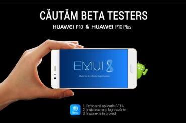 Huawei P10 Oreo
