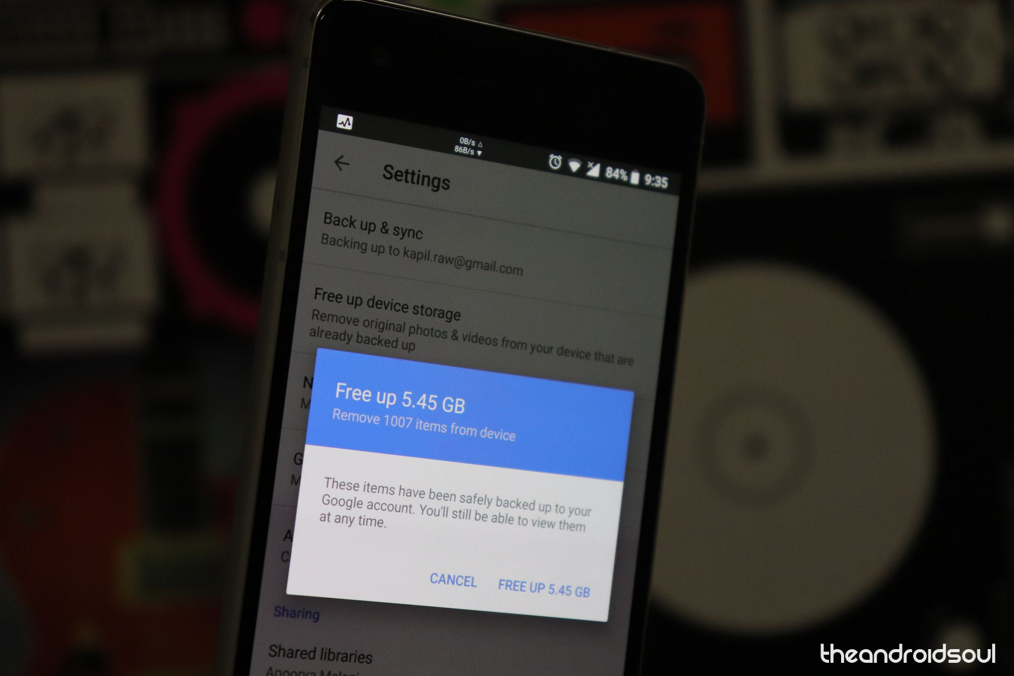 How Google Is Helping You Free Up Space On Your Mobile Phone With