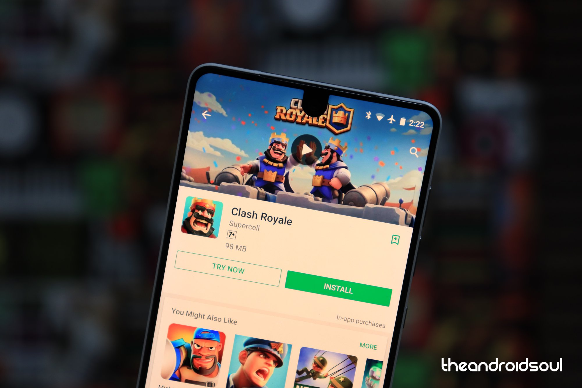 Google Play Instant Lets You Play Games On Android Without