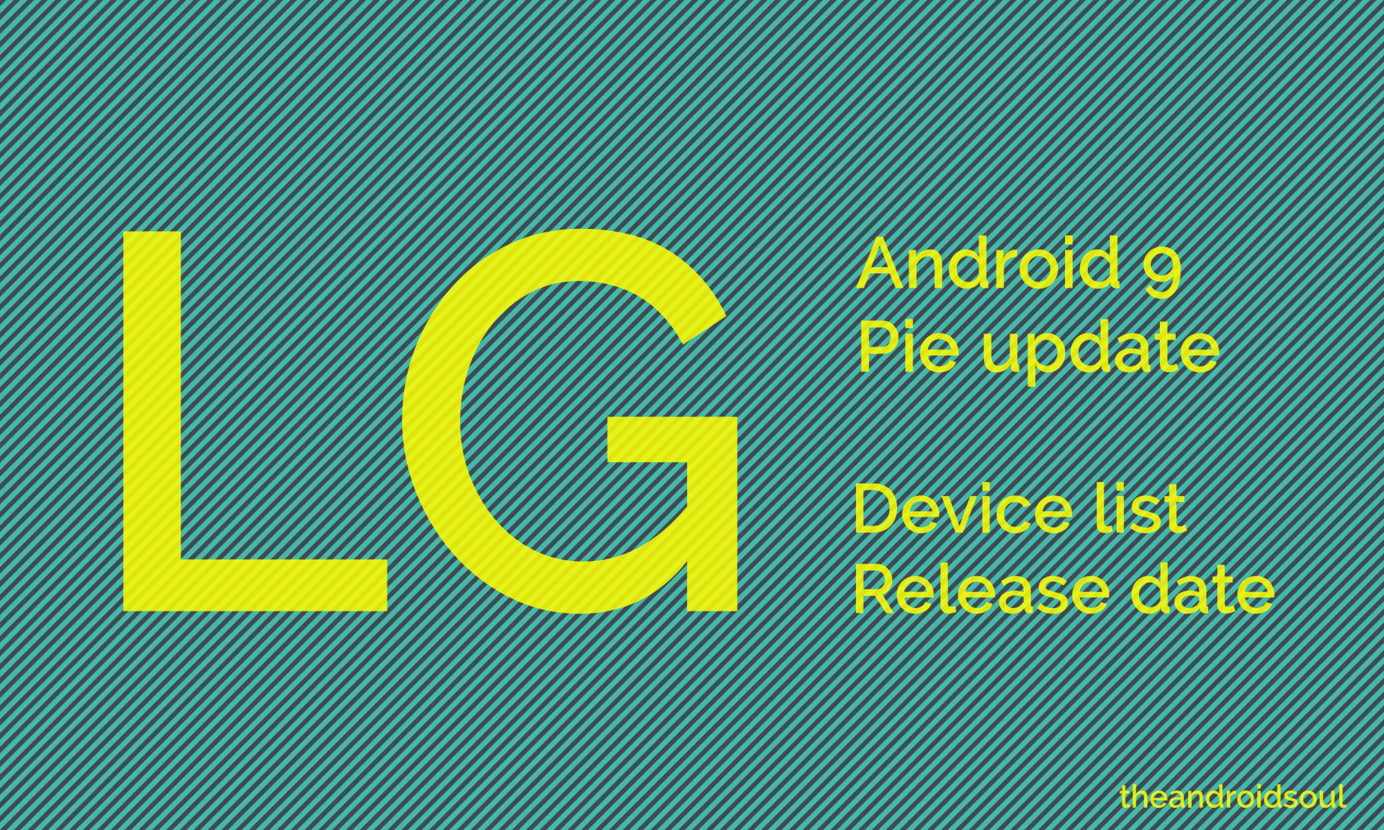 Lg g7 android pie rom | LG's Android Pie update roadmap includes the