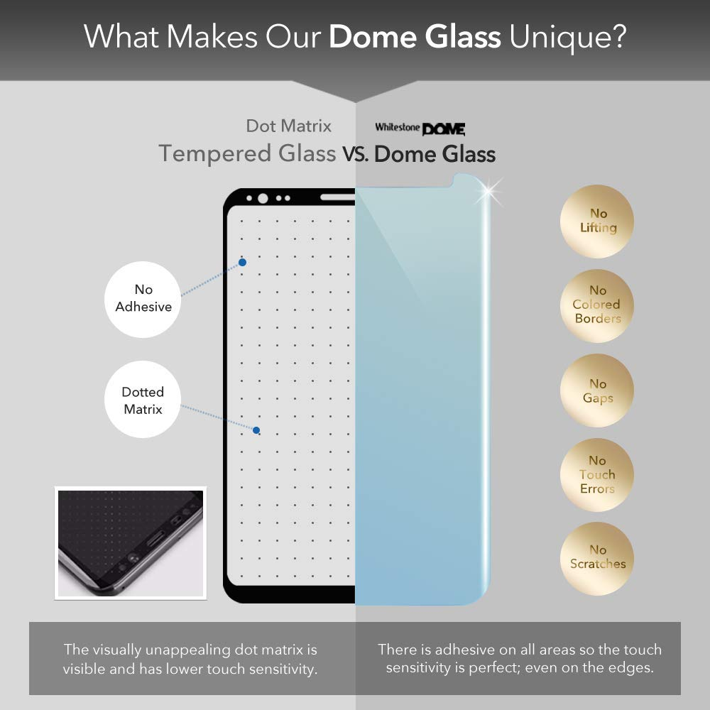 Dome Glass Galaxy Note 9 Screen Protector