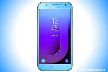 Galaxy J7 nxt core Android Oreo