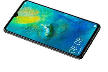Huawei Mate 20 Front