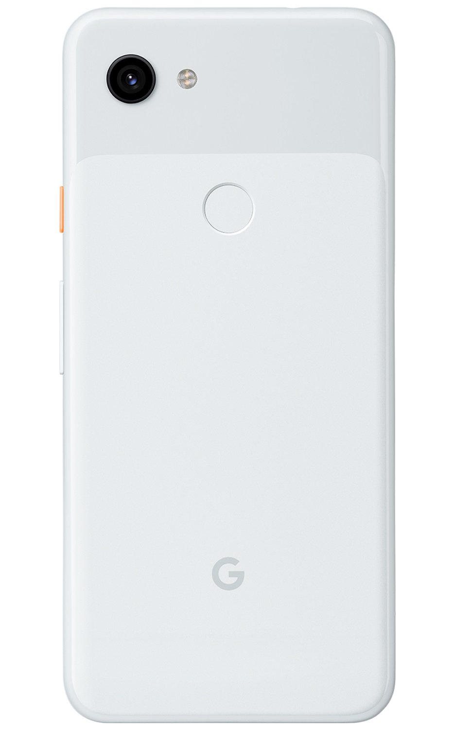 Google Pixel 3a Clearly White