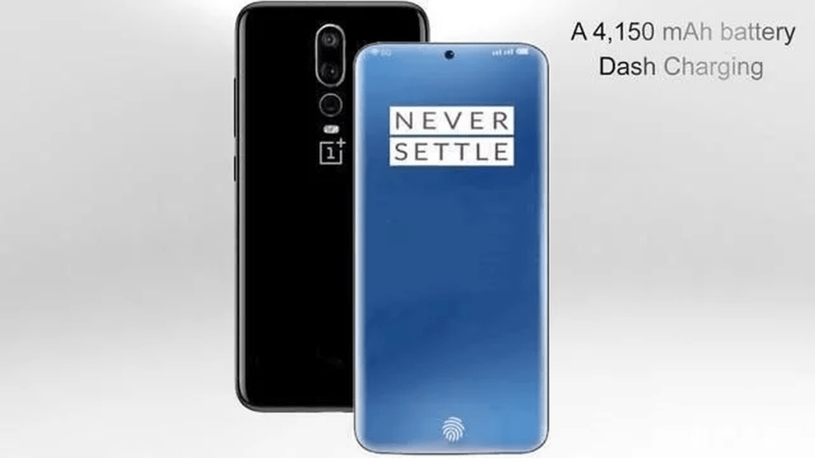 OnePlus 7 concept renders reveal triple cameras title