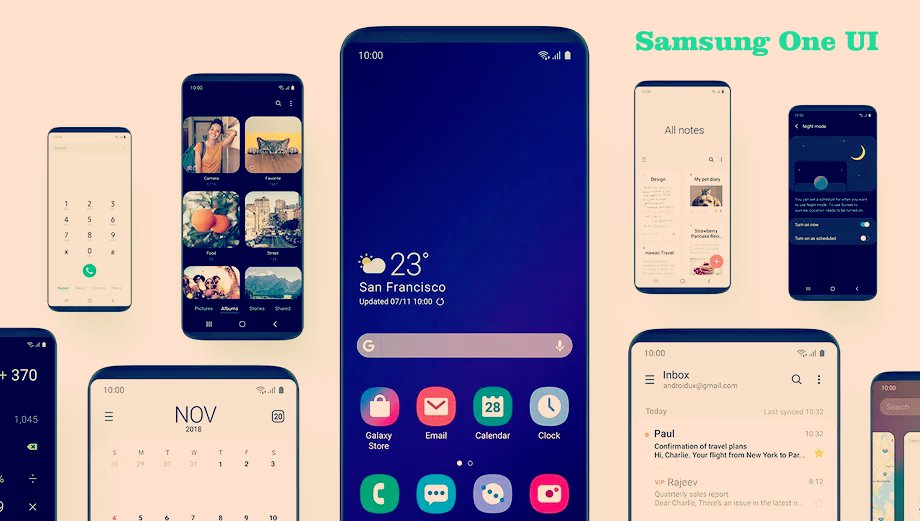 Samsung One UI release date: Stable OTA available for Galaxy Tab A ...