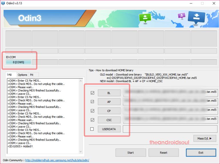 odin-load-files