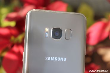 Galaxy S8 Pie beta US