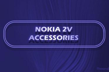 Nokia 2V accessories