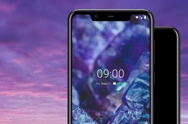 Nokia 5.1 Plus US release