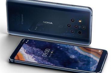 Nokia 9 PureView smartphone