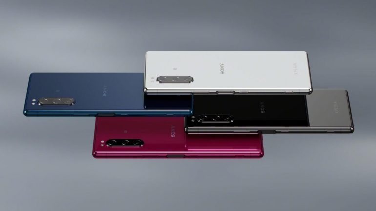 Sony Android 10 device list