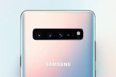 Galaxy Note10 Quad camera