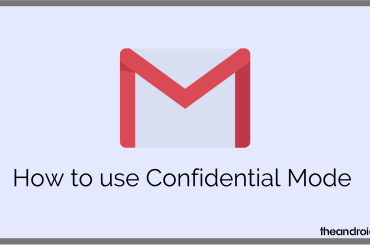 how to use gmail confidential mode
