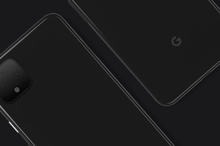 Google Pixel 4 official images