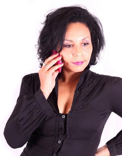 Hidden Gems Business Woman