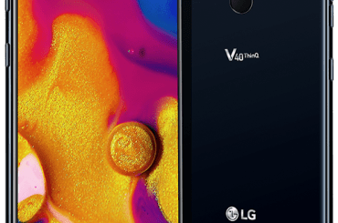 LG V40 ThinQ Pie update