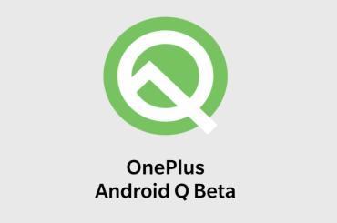 OnePlus Android Q beta