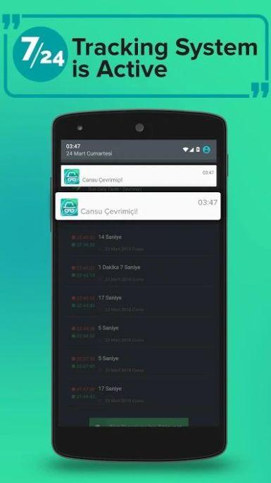WatLine Online App Usage Tracker for WhatsApp 2