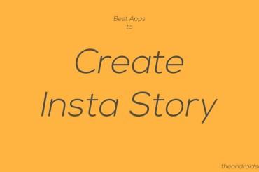 best apps insta story