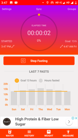 Intermittent fasting apps 27