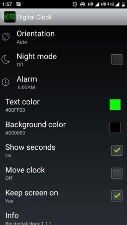 Best night clock apps 08