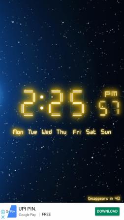 Best night clock apps 15