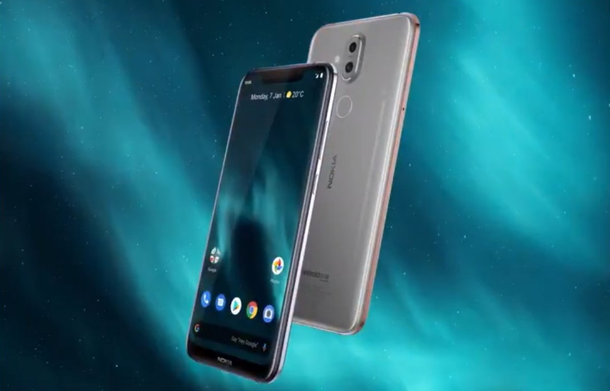 Nokia 8.1 Android 10 update rollout