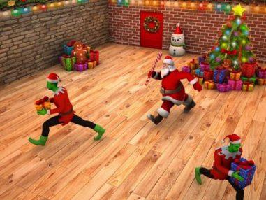 Santa Christmas Escape Mission-3