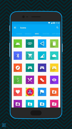 Square icon pack 08
