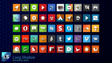 Square icon pack 11