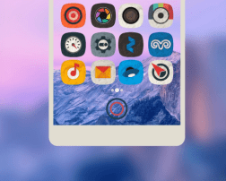Square icon pack 23