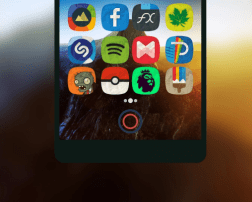 Square icon pack 24
