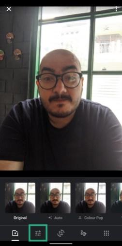 Google photos portrait blur-2-a