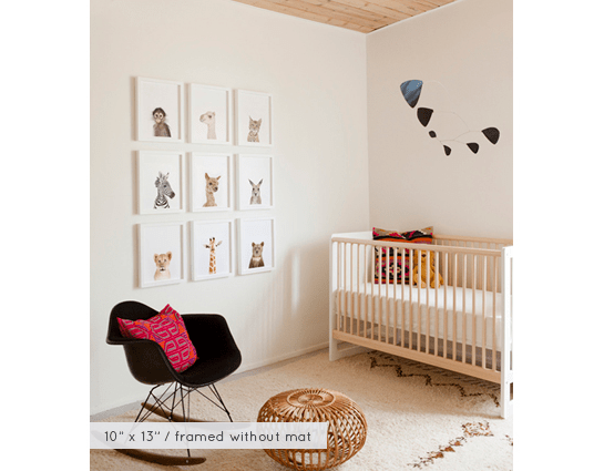 baby-animal-prints-faces-crown-nursery-decor-04