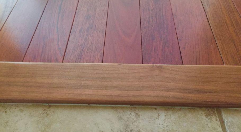 Raised Wood Floor Repair