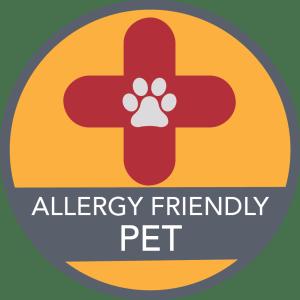 Allergy Friendly Pet