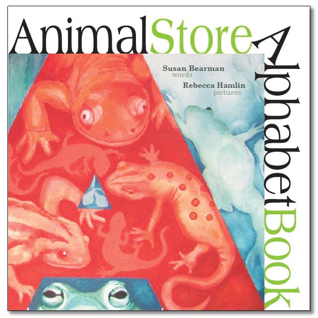 Animal Store Alphabet Book
