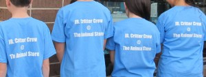 The Animal Store Jr. Critter Crew