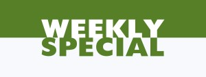 The Animal Store Weekly Special