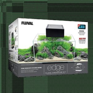 Fluval Edge Aquarium 6 gallon
