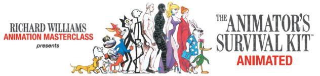 Richard Williams Animation Masterclass presents The Animators Survival Kit Animated