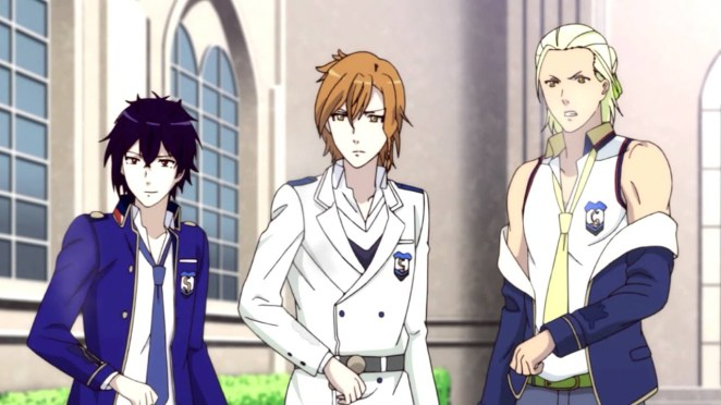 Dance With Devils Season 2