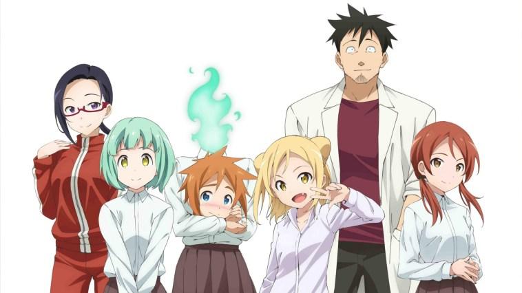 Demi-chan wa Kataritai Season 2